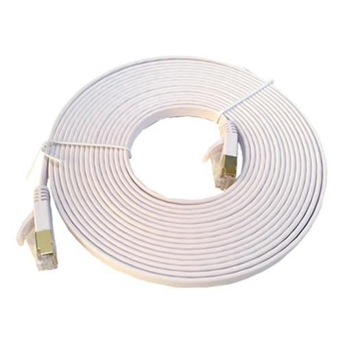 光纖 網路 專用 工程級 CAT.7 高速 扁線 5M 5公尺