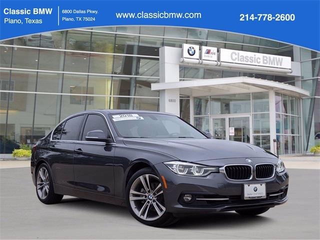 [訂金賣場]Certified 2018 BMW 330i