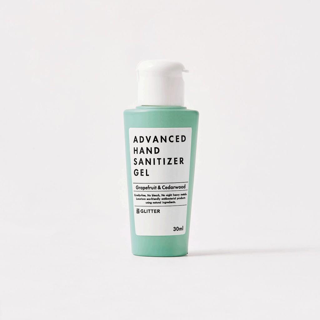 【GLITTER 格麗特】居家 | 保濕香氛乾洗手凝露 30ml - 雪松與葡萄柚