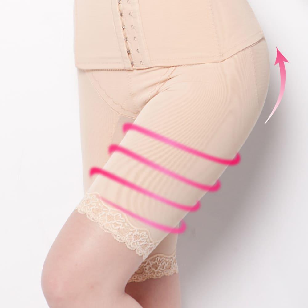 【可蘭霓Clany】麻辣翹俏臀重機能M-Q塑型褲(春漾膚 1917-11)