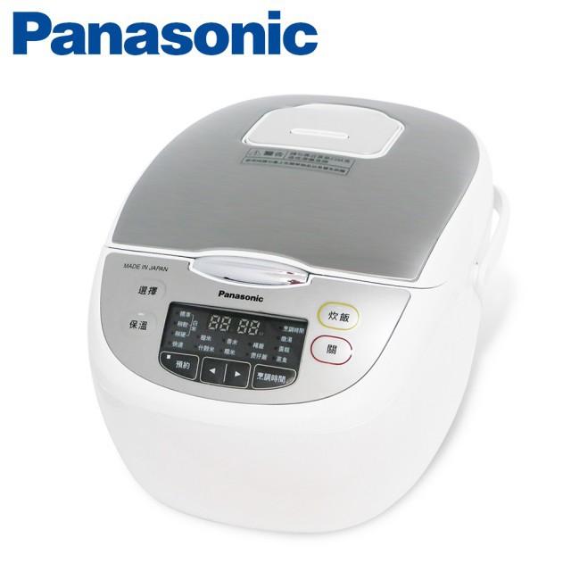 Panasonic 國際牌日本製10人份微電腦電子鍋 SR-JMX188  免運費
