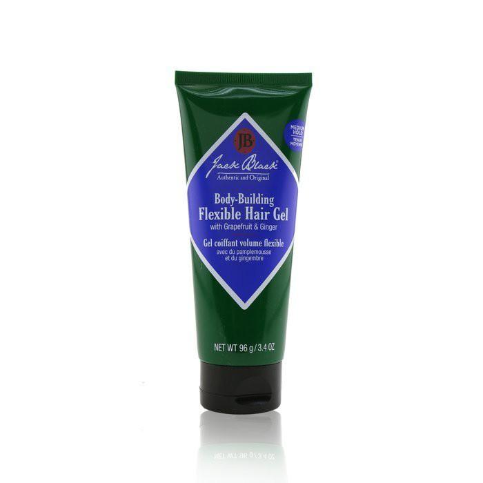 傑克布萊克 - Body-Building Flexible Hair Gel (Medium Hold)