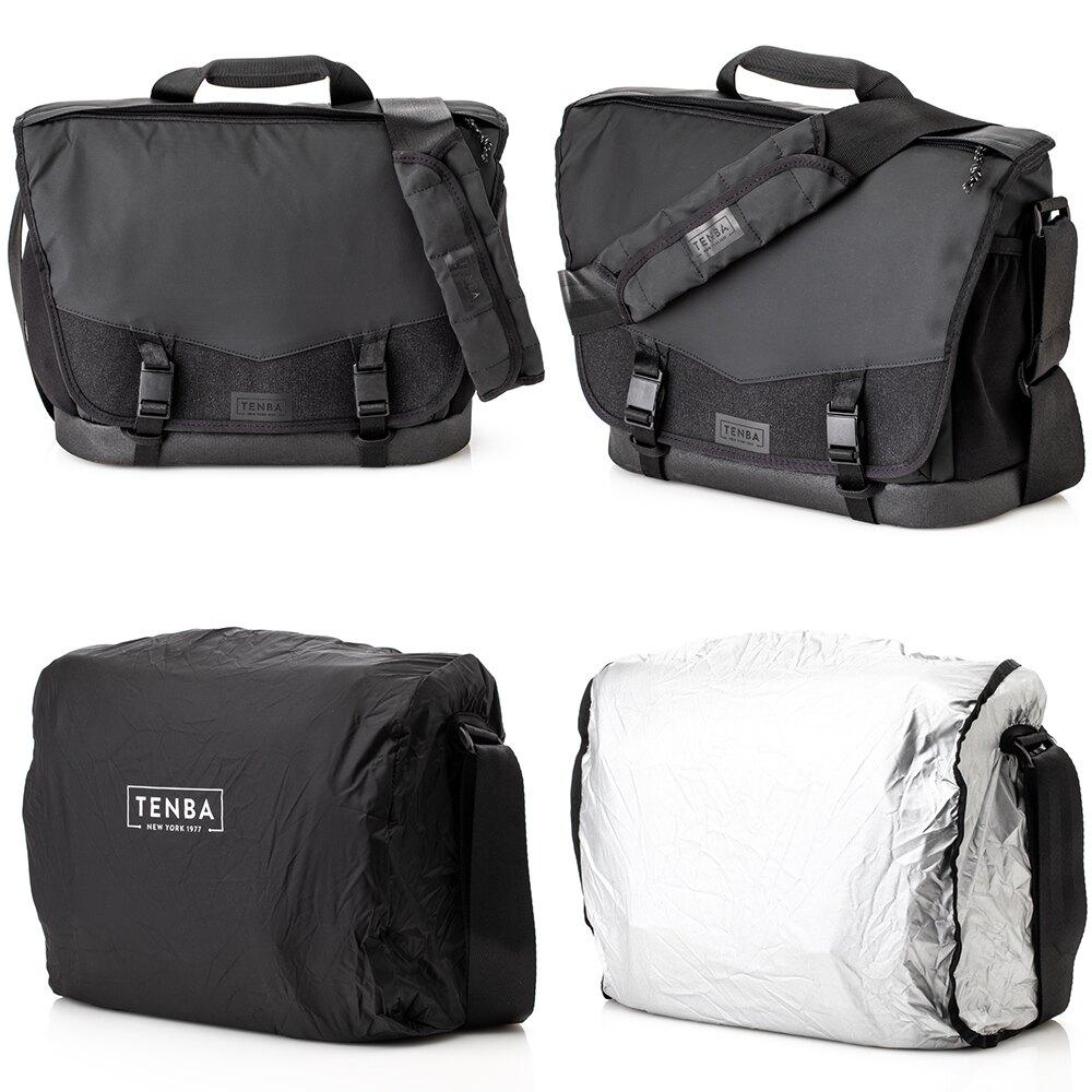 ◎相機專家◎ Tenba DNA 13 DSLR Messenger Bag 特使肩背包 黑 638-572 公司貨