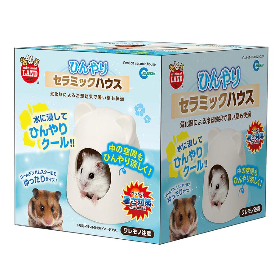 日本marukan 鼠鼠涼爽的家 mk-ml-251(81291773