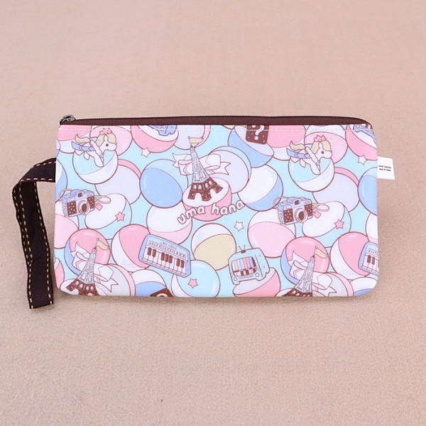 雨朵防水包 U019-079 長零錢包.筆袋