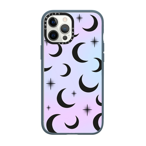 CASETiFY iPhone 12 Pro Max Impact Case - TO THE MOON AND BACK