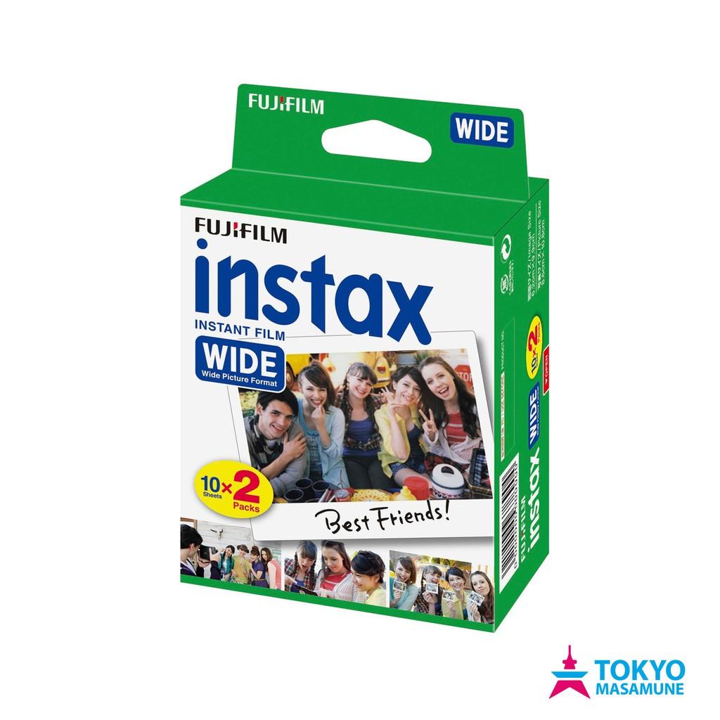 富士 instax wide 210 300 專用 空白 寬幅 底片 兩入裝/單入裝