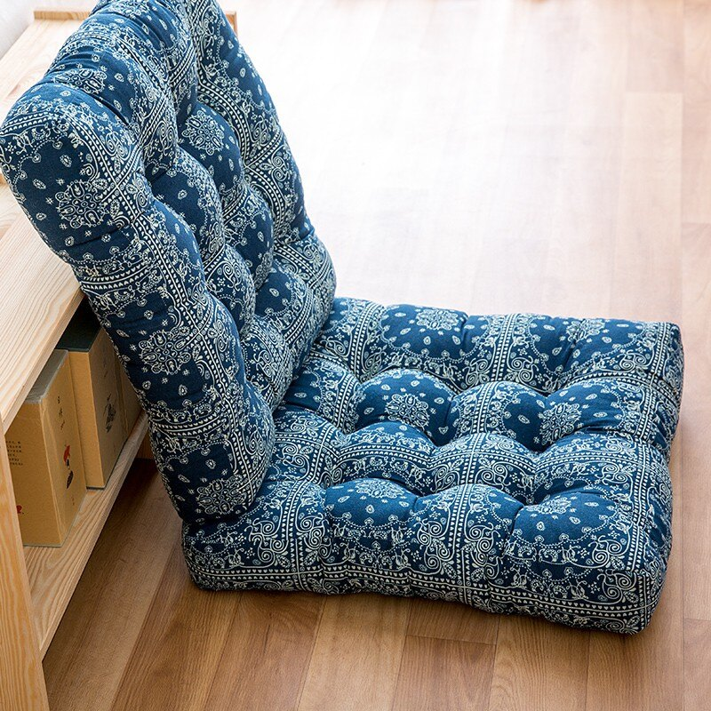 棉麻蒲團坐墊禪修墊打坐墊圓形瑜伽跪拜墊拜佛墊飄窗地板椅子墊子4 愛尚優品