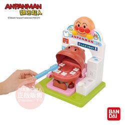 麵包超人-和麵包超人一起來刷牙!有聲牙醫遊玩組
