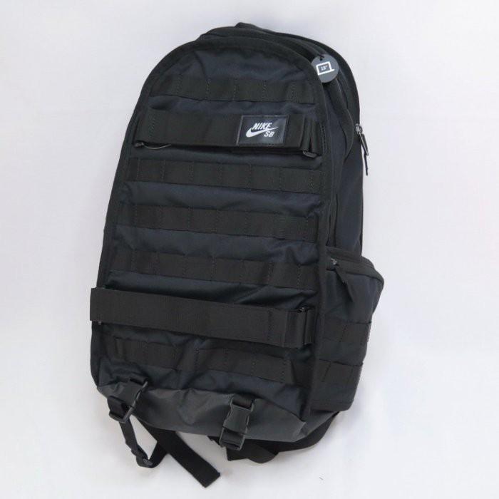 NIKE SB RPM BKPK - SOLID 後背包 有筆電夾層 BA5403010 黑【iSport愛運動】