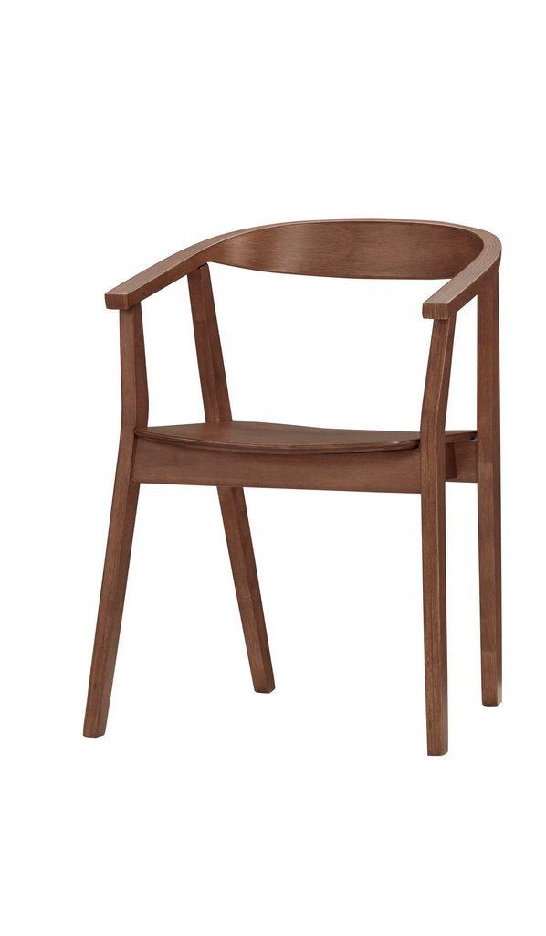 【尚品傢俱】CM-1059-9 奈德餐椅(板)(實木)