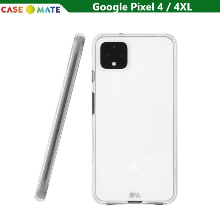 美國Case-Mate Google Pixel 4 / 4XL Tough Clear 強悍防摔手機保護殼
