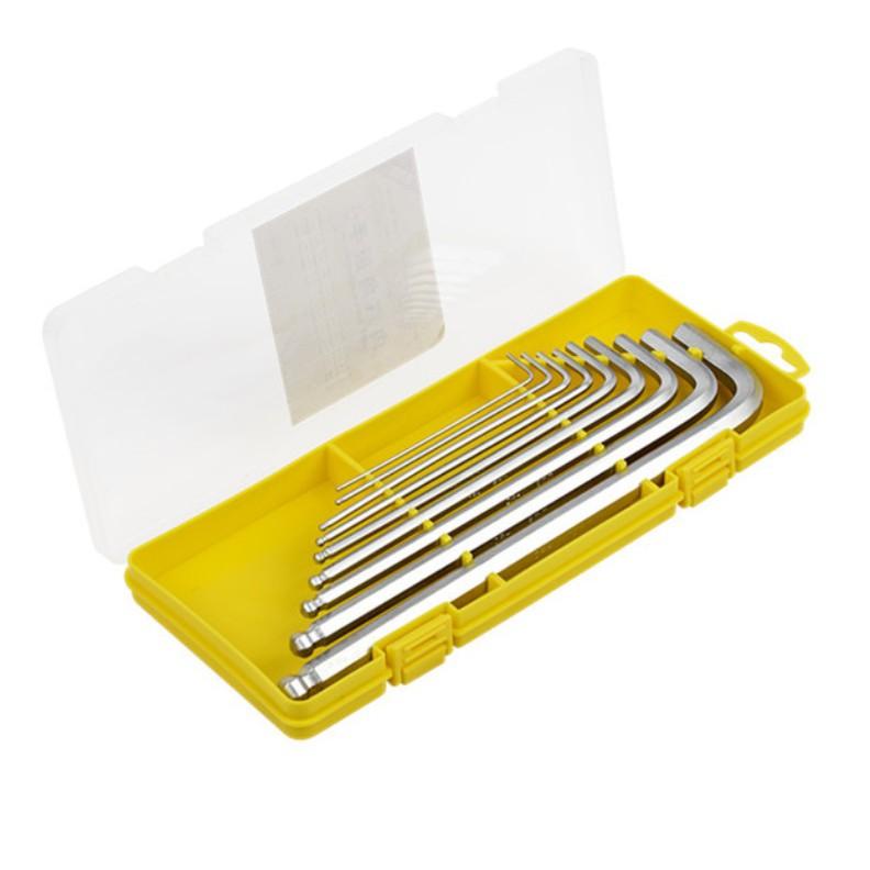 高品質 六角板手 球形 內六角板手 六角扳手組 L型板手 螺旋六角 球頭六角板手 手工具