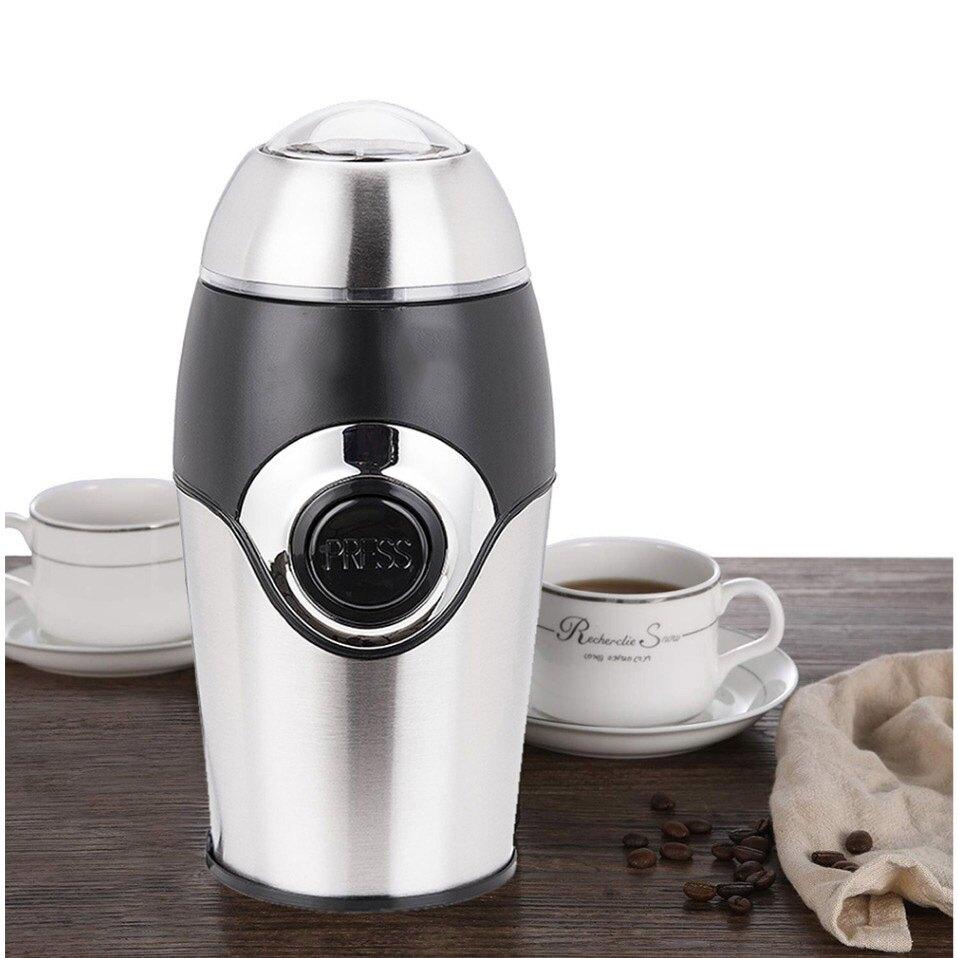 亞馬遜熱銷電動咖啡磨豆機 咖啡豆研磨機咖啡機家用