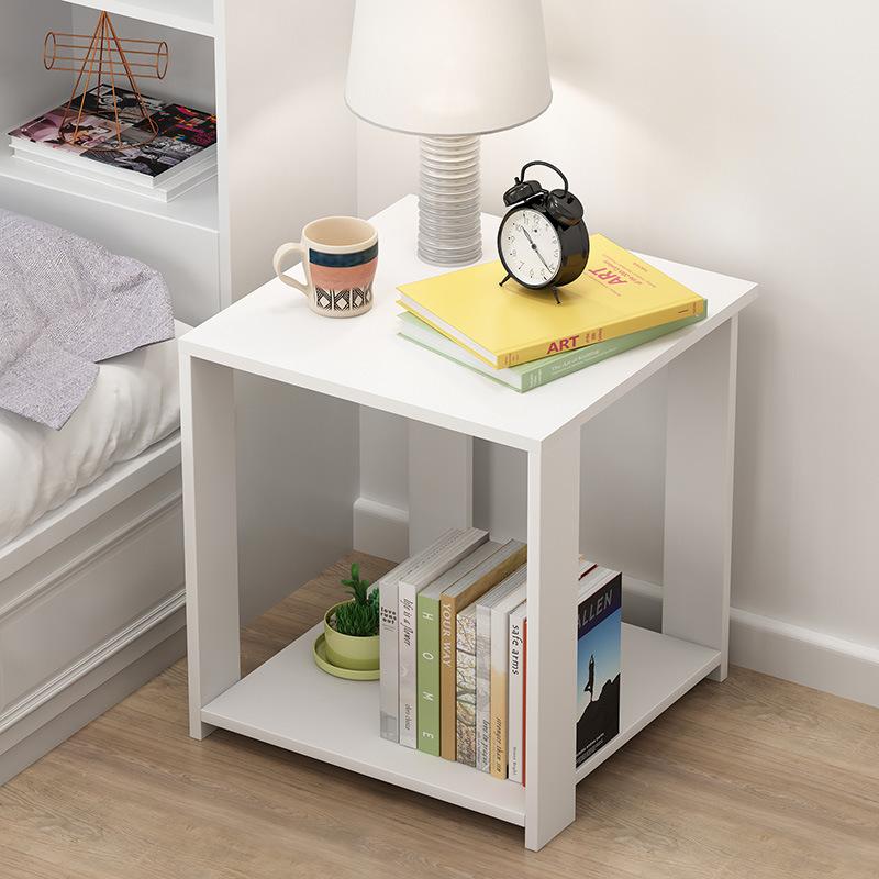 簡易小茶幾簡約現代邊幾小戶型陽臺茶桌茶臺臥室床邊小桌子經濟型