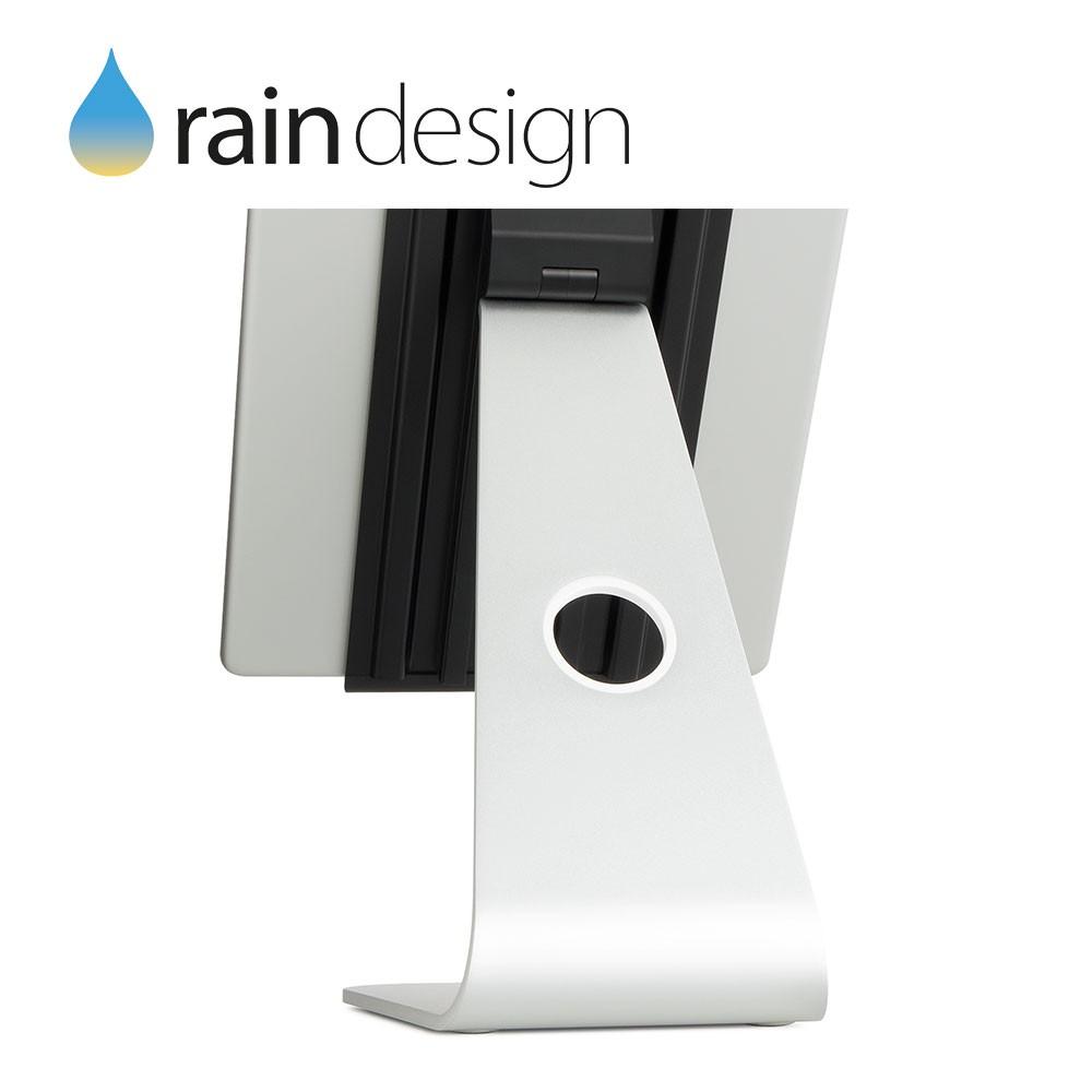 【Rain Design】 mStand Tabletpro 角度高低可調鋁質平板散熱架-銀色