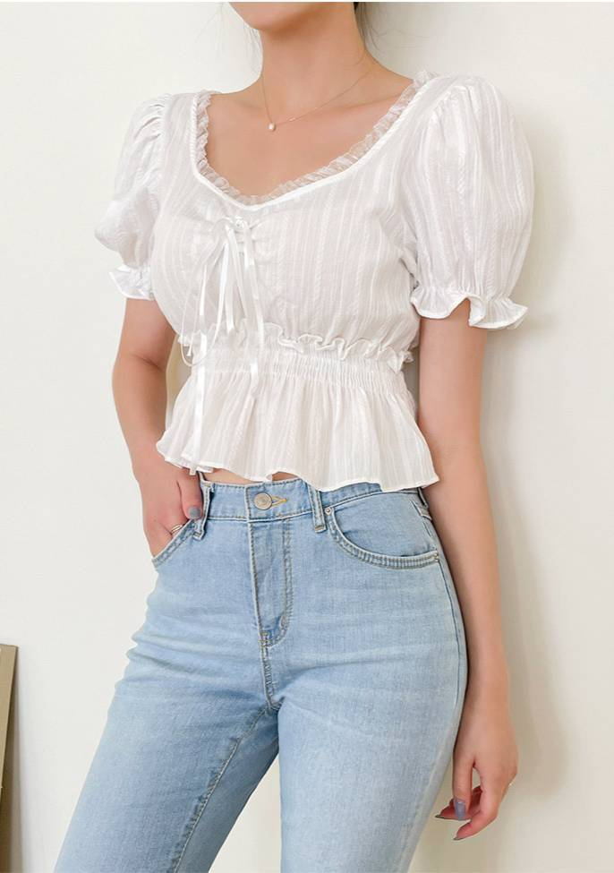 Timing Is Everything Blouse