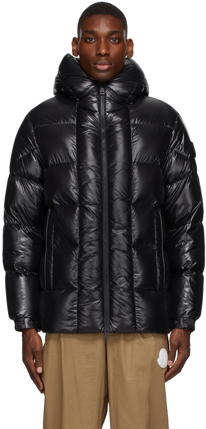 Moncler 黑色 Dougnac 羽绒夹克