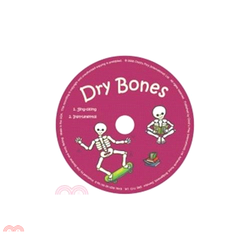 Dry Bones (CD)【三民網路書店】(有聲書)[75折]