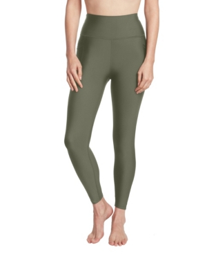 Sage Women's Super High Rise with Side Pockets Leggings