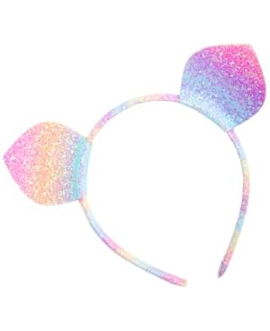 On the Verge Girls Rainbow Ear Headband