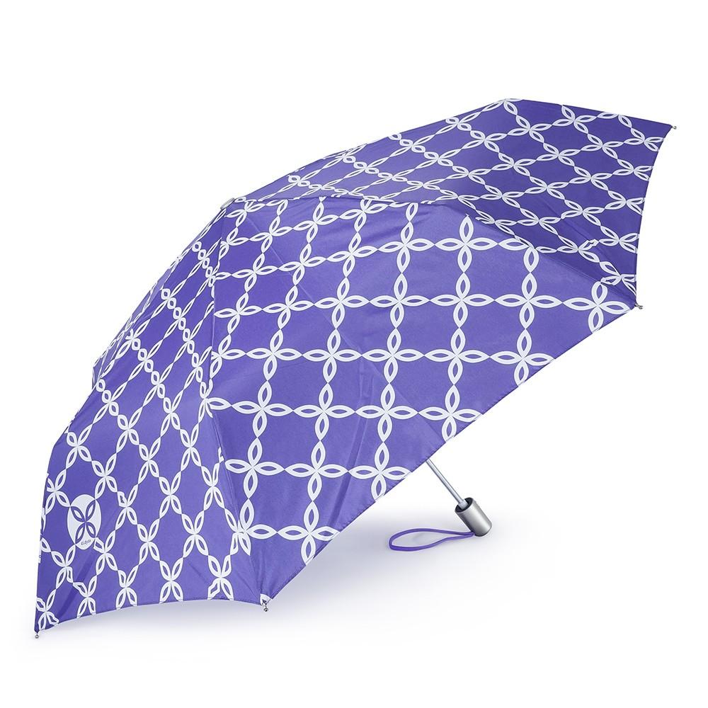 didyda 超輕防風抗UV自動傘雨傘 (蝴蝶鎖鏈)