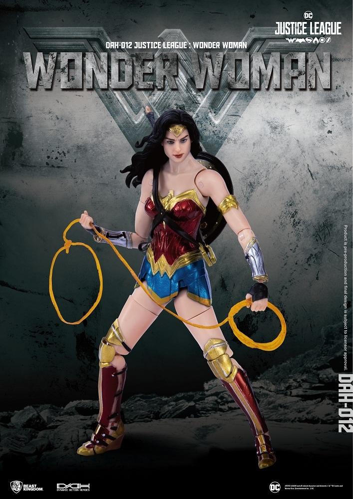 DAH-012 正義聯盟-神力女超人