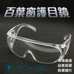 【防疫新生活】外送防疫專用防風眼鏡2入組