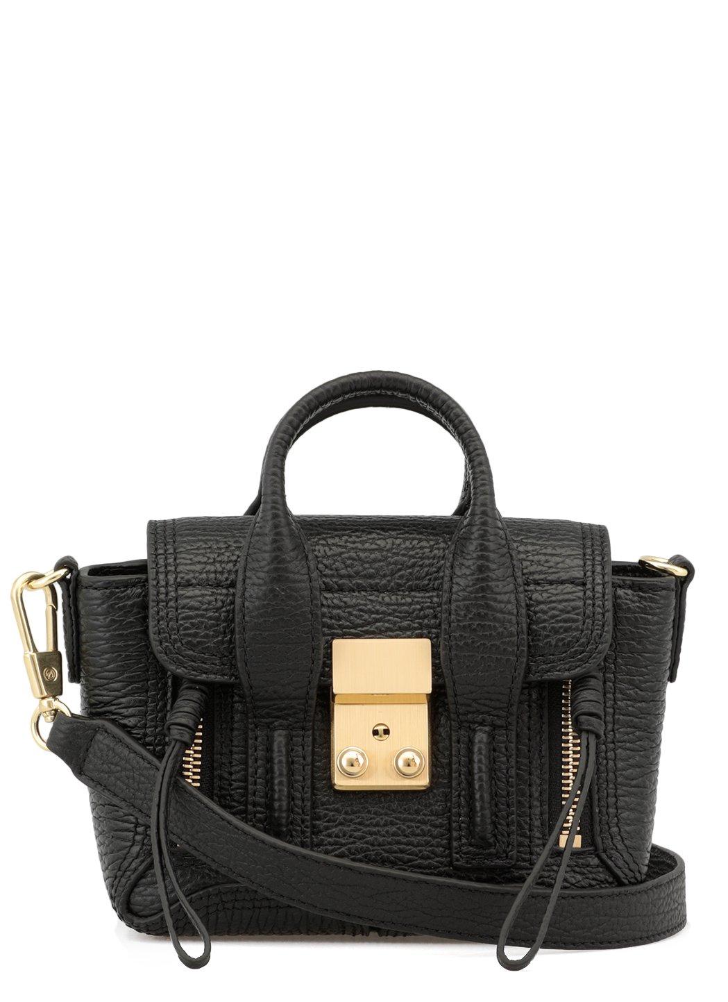 3.1 Phillip Lim Bags. Black