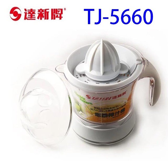 達新 TJ-5660 電動榨汁機