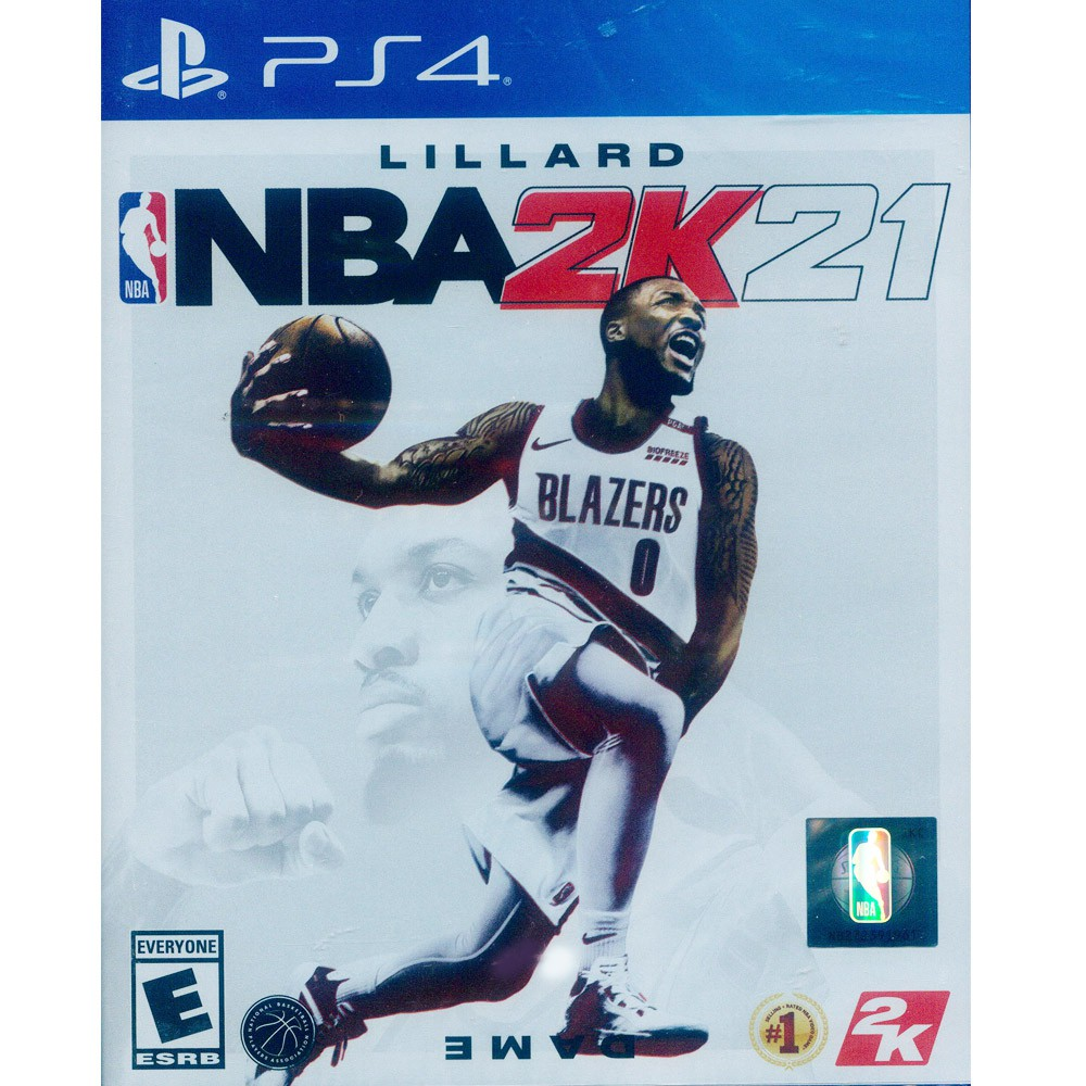 PS4 勁爆美國職籃 2K21 中英文美版 NBA 2K21 【一起玩】