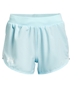 Under Armour Big Girls Fly By Shorts