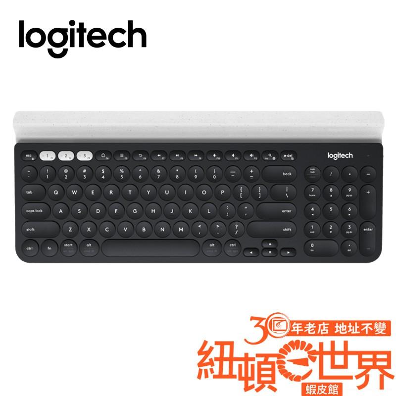 Logitech 羅技 K780 Bluetooth 藍芽 藍牙 多工 無線鍵盤 全新含稅開發票