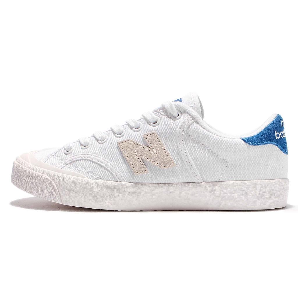 New Balance Proc-T 白 藍 帆布鞋 男鞋 女鞋 NB 基本款 【ACS】 PROCTWT D
