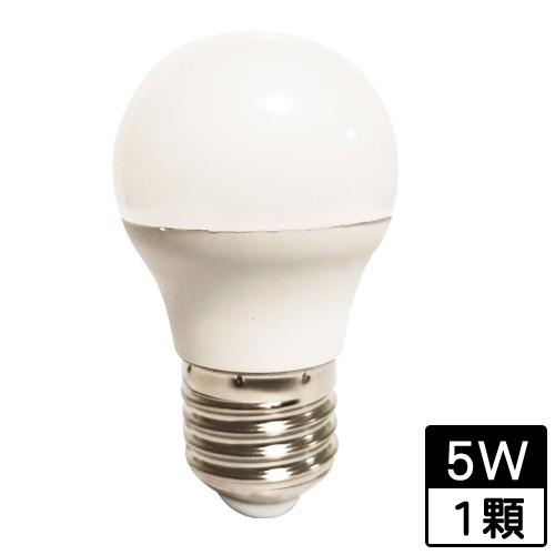 光然 LED球燈泡(5W)白光【愛買】