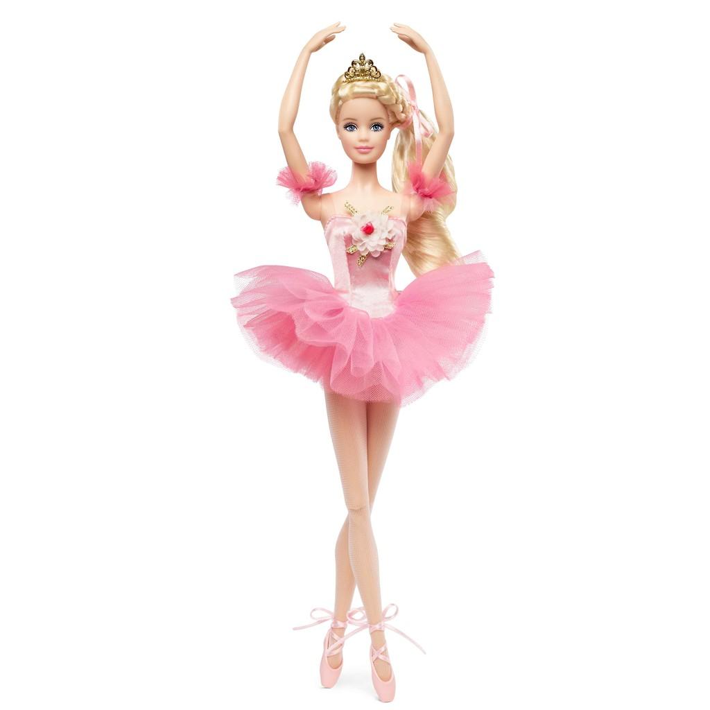 MATTEL 芭比收藏系列-BALLET WISHES(收藏型芭比)Barbie  正版 美泰兒