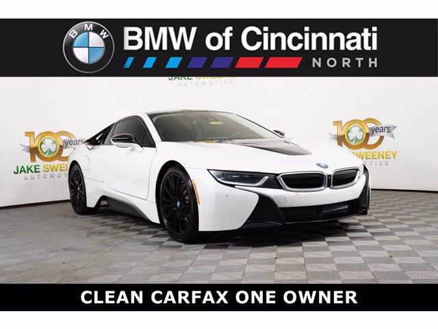 [訂金賣場]Certified 2019 BMW i8