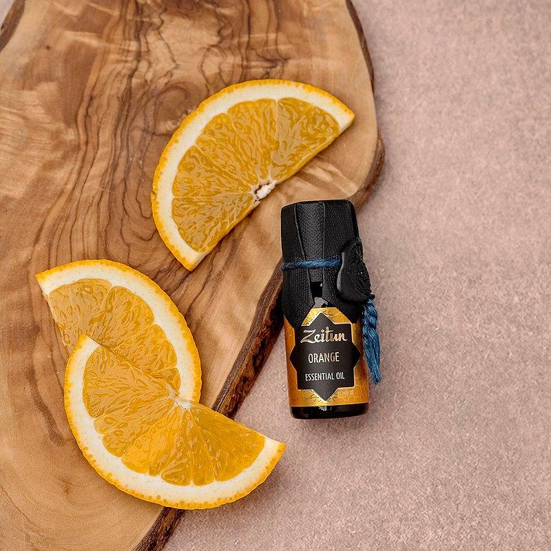 俄羅斯Zeitun莎杜植萃甜橙(Orange)精油10ml