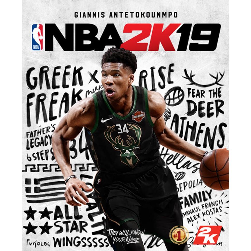 PC 電腦版【PC正版遊戲片】 NBA 2K19 中文版全新品【台中星光電玩】
