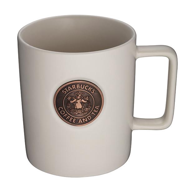 星巴克咖啡秘密復古女神馬克杯