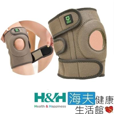 海夫健康生活館 南良H&H 遠紅外線 調整型 支撐護膝_55X24X0.5cm