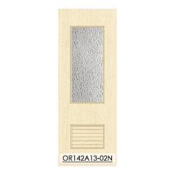 【橙門】房間門/浴室門-防潮、防蛀、降低噪音-OR142A31-02N