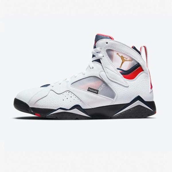 """Nike Air Jordan 7 BCFC """"PSG"""" 男 白 巴黎 AJ7 籃球鞋 CZ0789-105"""