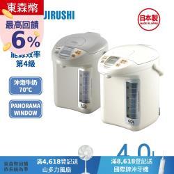 象印 4公升寬廣視窗微電腦電動熱水瓶CD-LGF40