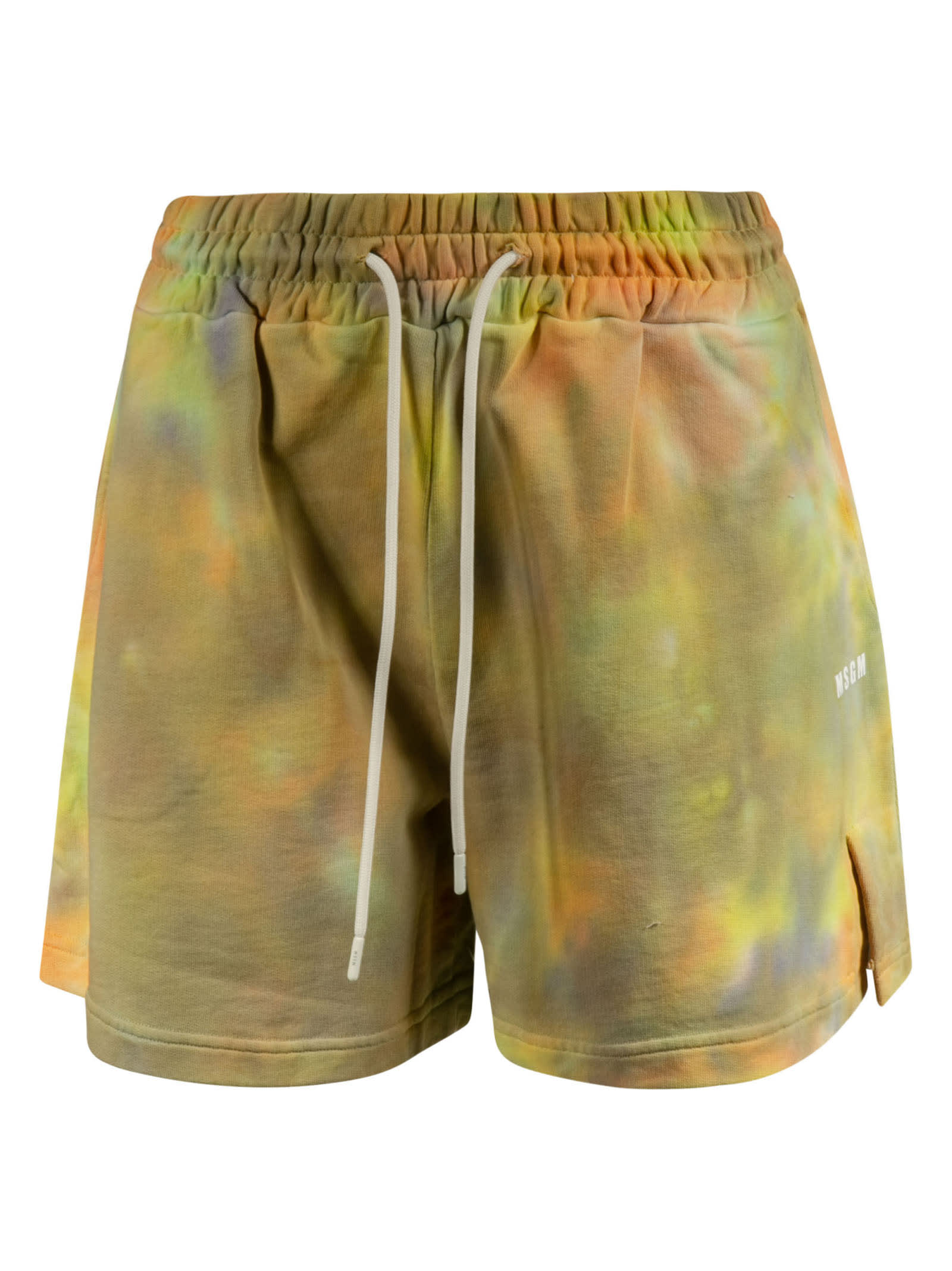 MSGM Drawstring Shorts