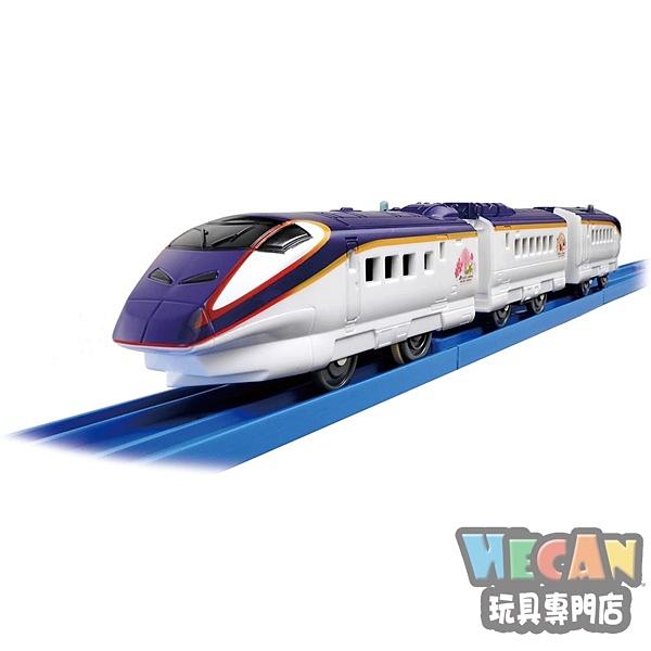 S-09 E3系翼號2000番台列車 (PLARAIL鐵道王國) 17399