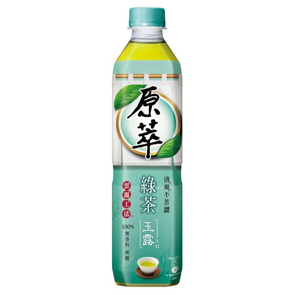 原萃綠茶 -玉露入り580ml  *團購*24入