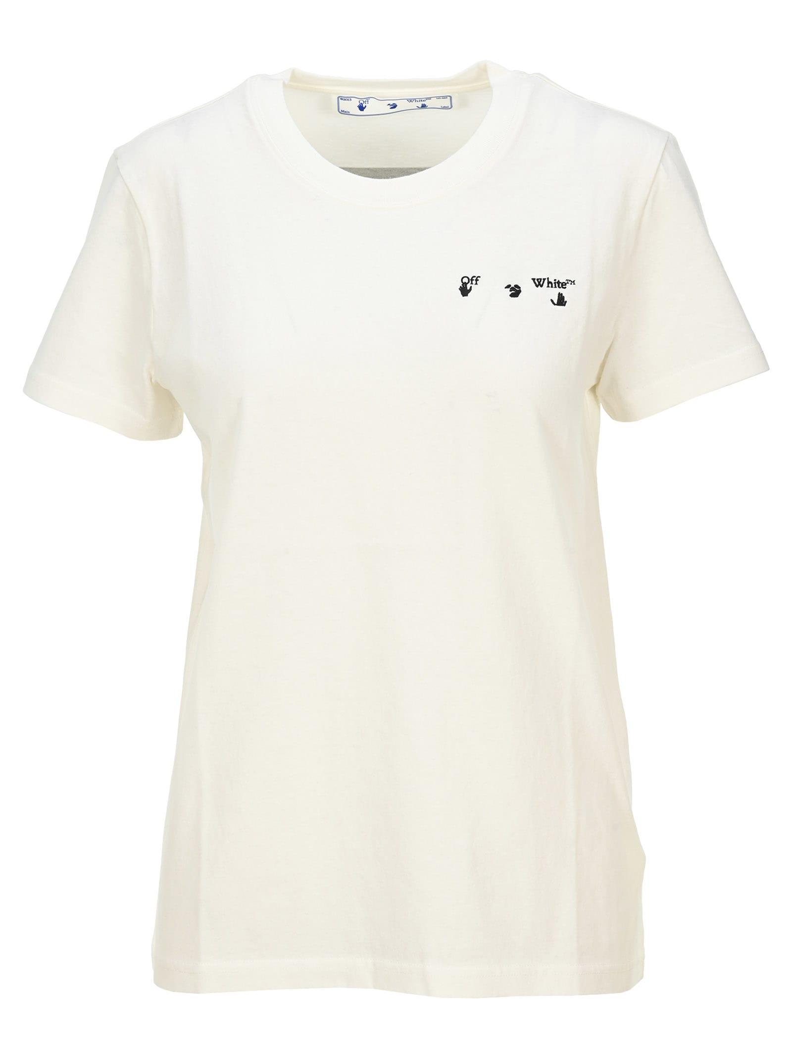 Off-White Off White Liquid Melt Arrow T-shirt