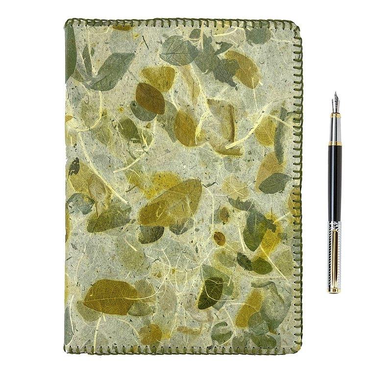A5 尺寸筆記本 - Lotus A5 筆記本和筆芯