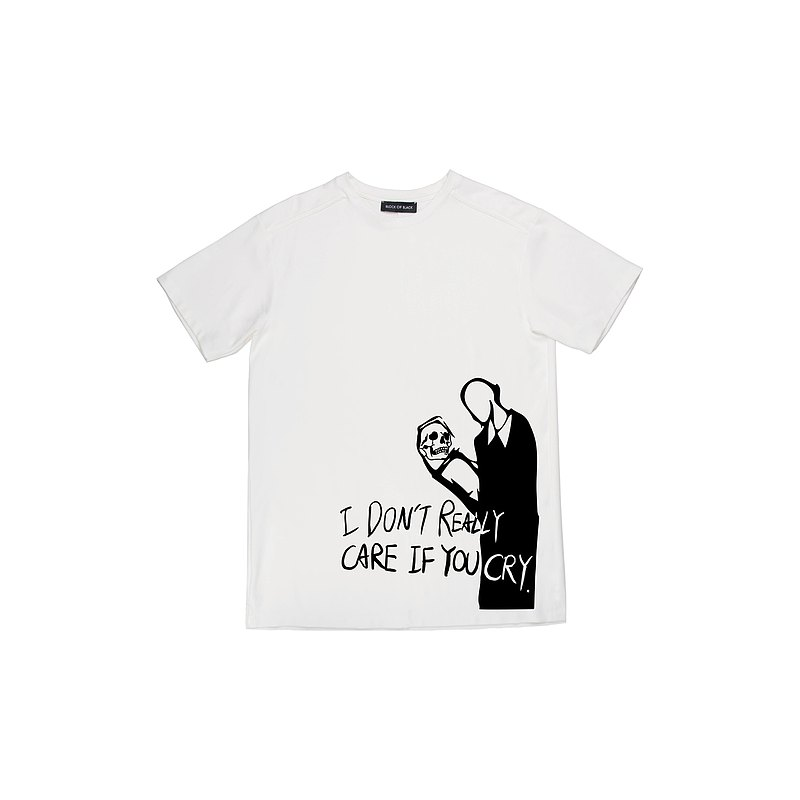 I DON'T CARE IF YOU CRY T-SHIRT
